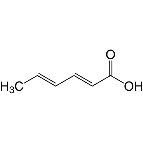 Ácido sórbico ≥99%, Ph.Eur., Extra puro