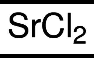 Strontiumchloride