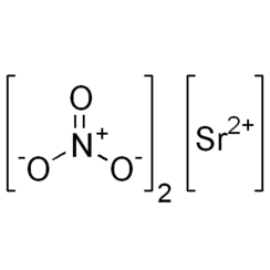 Nitrato de estroncio ≥98%, extra puro