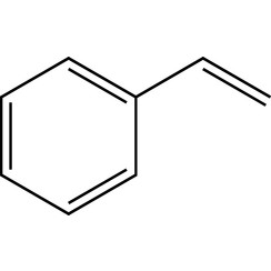 Styreen ≥99,5 %, for synthesis, stab.