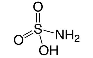 Ácido sulfámico
