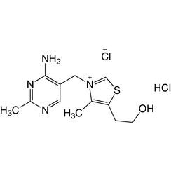 Thiamine hydrochloride ≥98,5 %, for biochemistry