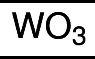 Óxido de tungsteno (VI)
