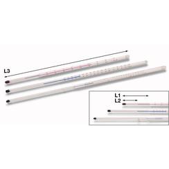 Präzisions-Stockthermometer mit Spezialfüllung