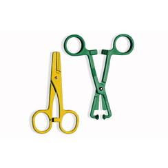 Clamping scissors