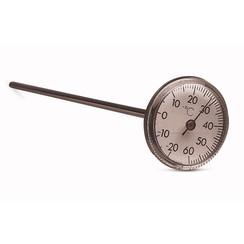 Erdbodenthermometer