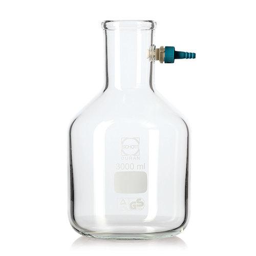 Botella de succión Forma de botella DURAN®