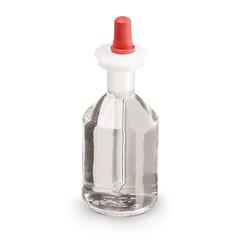 Tropfflasche mit Pipette Klarglas