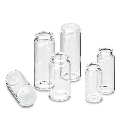 Flesjes met rand