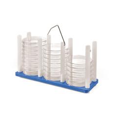 Soportes para placas de Petri