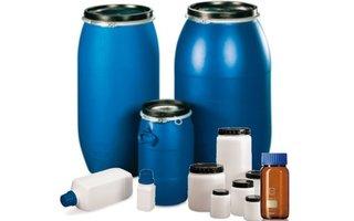 Flessen, Potten en verpakkingen