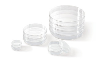 Petri dishes and accessories