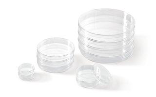 Petrischalen und Zubehör