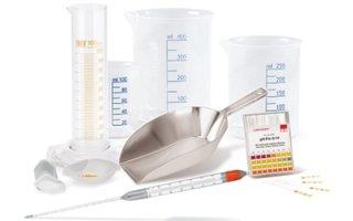 Pesaje, medición y accesorios
