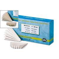 Faltenfilter genarbt Typ MN 614 1/4
