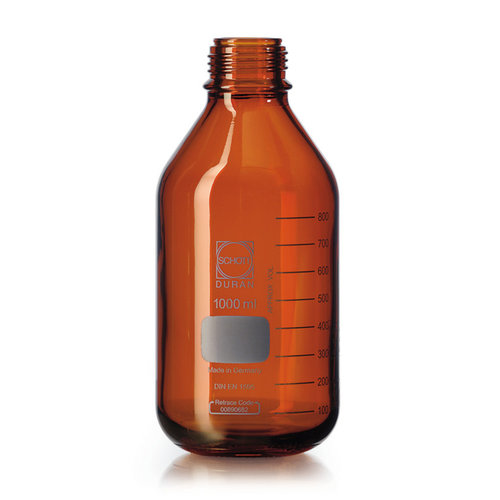 Gewindeflasche DURAN® pressure plus
