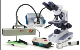Lámparas e instrumentos ópticos