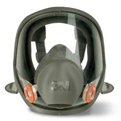 Respirador de máscara de cara completa 3M® 6000 series