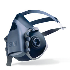 Respirador de media máscara serie 7500