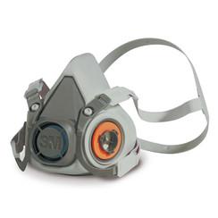 Respirador de media máscara serie 6000
