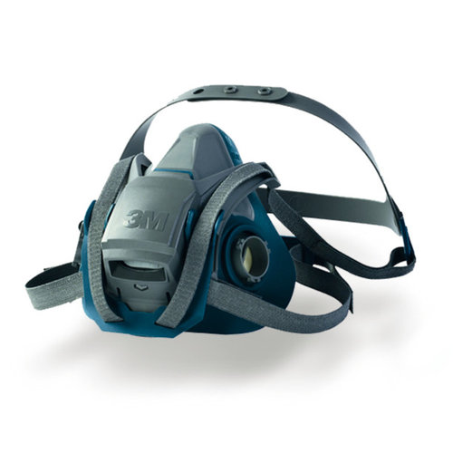 Atemschutz-Halbmaske Serie 6500