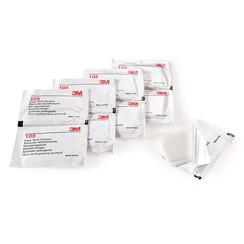 Toallitas limpiadoras para mascarillas de protección respiratoria