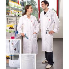 Labormantel für Herren