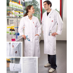 Labormantel für Damen