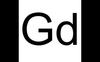 Gadolinio