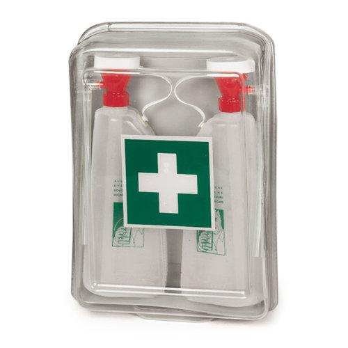 Augenspülflaschen-Wandbox SEKUROKA®