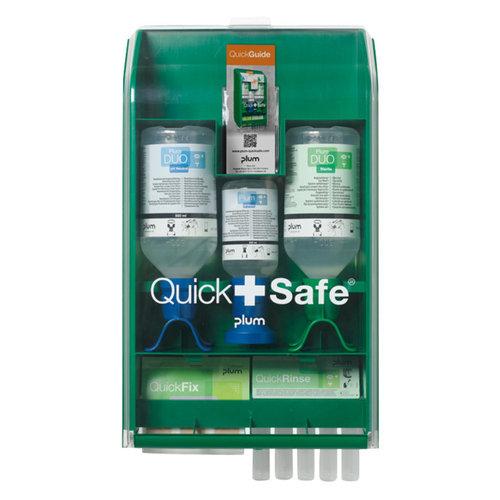 Augenspülung Erste-Hilfe Box QuickSafe Chemical Industry