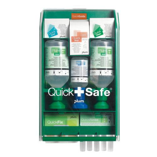 Augenspülung Erste-Hilfe Box QuickSafe Complete