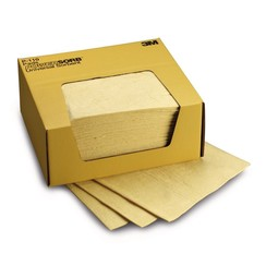 Almohadillas absorbentes químicas Toallitas P110