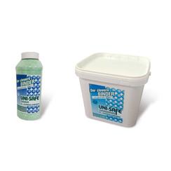Aglutinante químico y de aceite UNI-SAFE Plus, Cubos