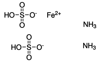 Ammoniumeisen(II)-sulfat
