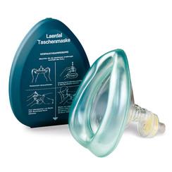 Pocket mask for respiration