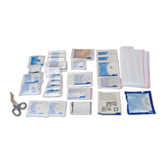 Refill pack First aid Complete first-aid refill pack