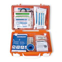 Kit de primeros auxilios móvil