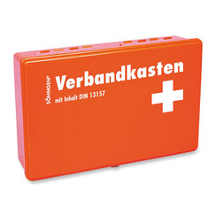 First-aid box small acc. to DIN 13157