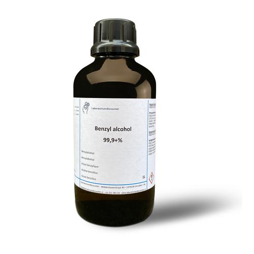 Benzylalkohol 99,9 +% rein