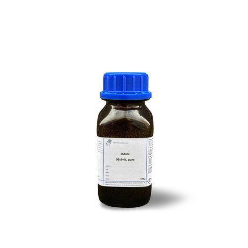 Jodium 99.9+%, puur EP/USP/BP