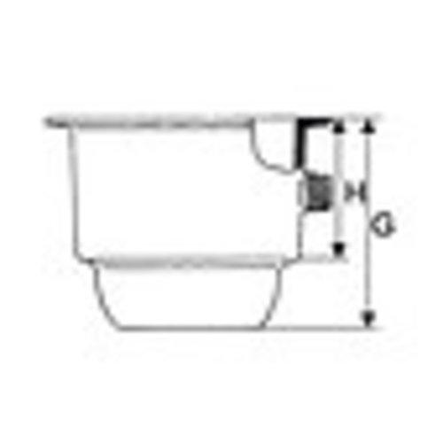 Exsiccator-onderdeel DURAN® Type Mobilex met schroefdraad GL 32