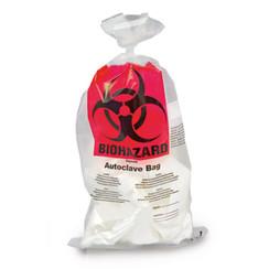 Disposal bags Biohazard PP, 50 μm