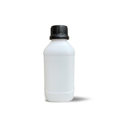 HDPE-Flasche mit UN-Zulassung
