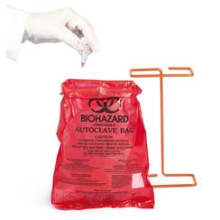 Bolsas para desechos Biohazard Bench-Top