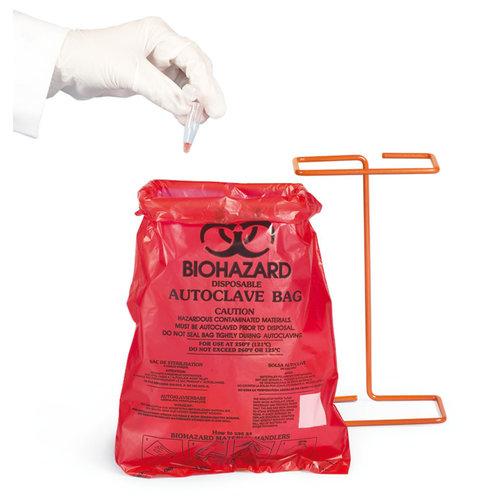 Entsorgungsbeutel Biohazard Bench-Top