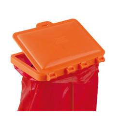 Accesorios para bolsas de basura Tapa del soporte de mesa