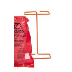 Accesorios para bolsas de basura Soporte de mesa