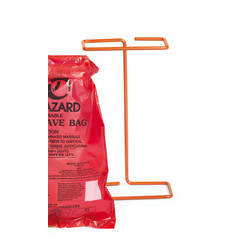 Accessories for disposal bags Table stand