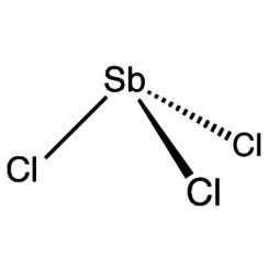 Cloruro de antimonio (III) ≥99%, p.a., ACS